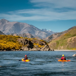 Rafting Clarence River