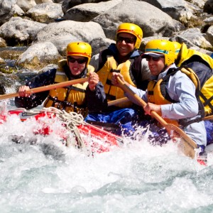 Rafting Expedition like Colorado